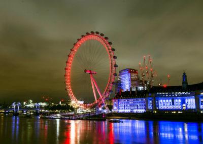 Luminosidad - London Eye