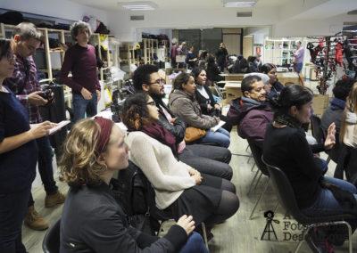 2018-11 Taller para CEAR (Comisión Española de Ayuda al Refugiado)